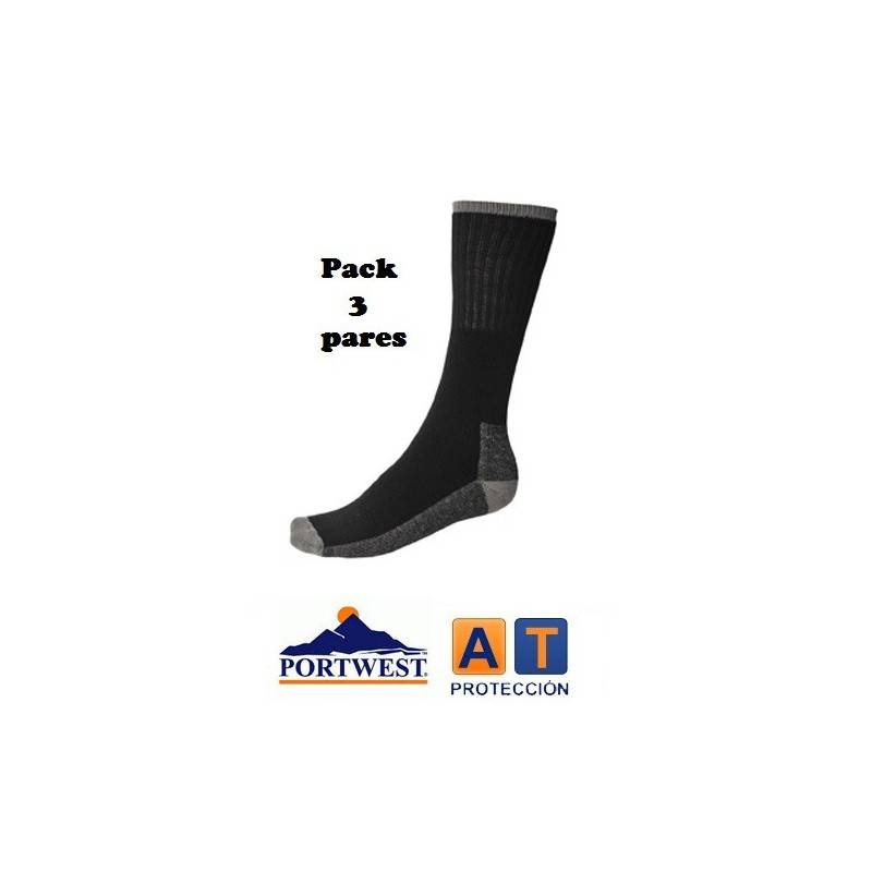 Pack 3 pares calcetines invierno