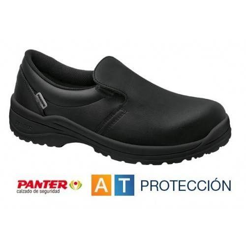 Zapatos PANTER Zagros Negros S2
