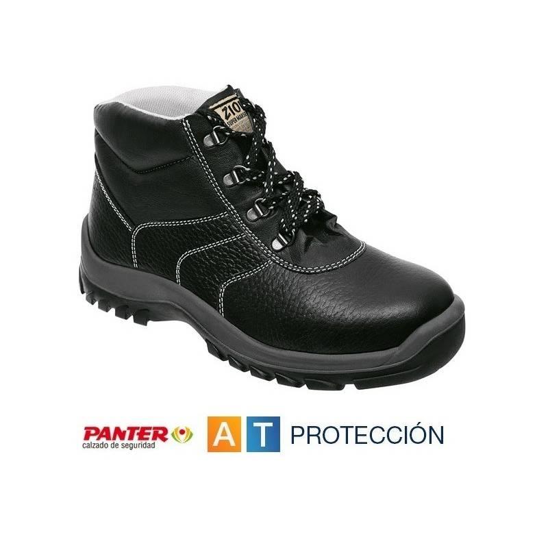 calzado de seguridad panter