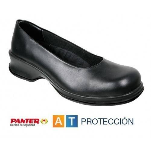 Zapatos Panter Opera S2 negras