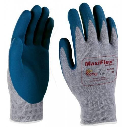 Guantes JOHN WARD Maxiflex confort