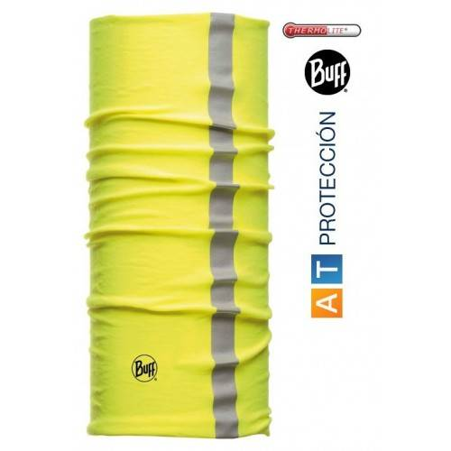 Tubular Buff Thermal AV Amarillo Fluor