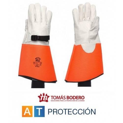 Guantes protectores para guantes dieléctricos