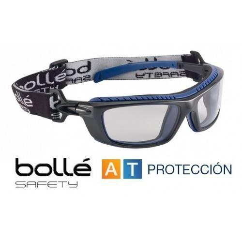 Gafas BOLLE Baxter transparentes