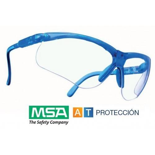Gafas MSA Perspecta 010 transparentes Sightgard