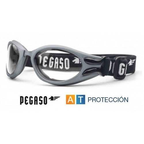 Gafas Pegaso Cover-Briko transparentes