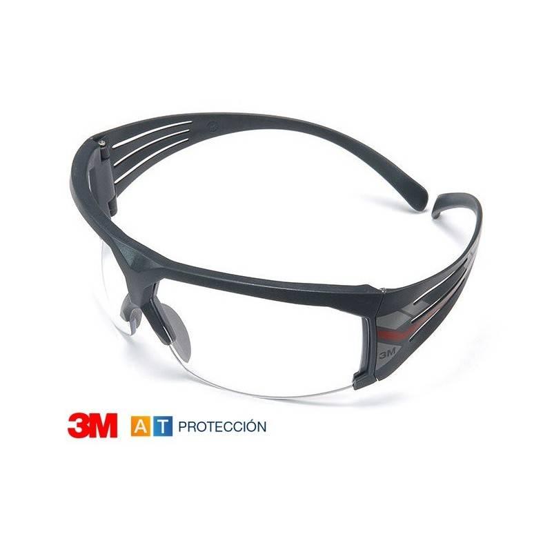 Gafas 3M SecureFit 600 transparentes