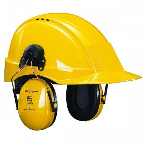 Auricular para casco 3M PELTOR OPTIME I