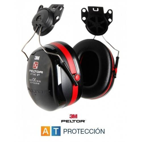 Auricular para casco 3M PELTOR OPTIME III