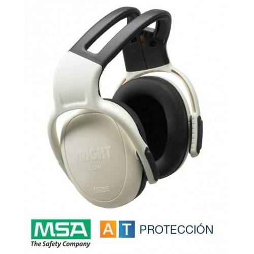 Auricular MSA LEFT/RIGHT HIGH - BLANCO