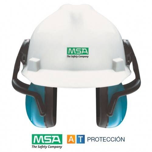 Auricular para casco MSA LEFT/RIGHT MEDIUM