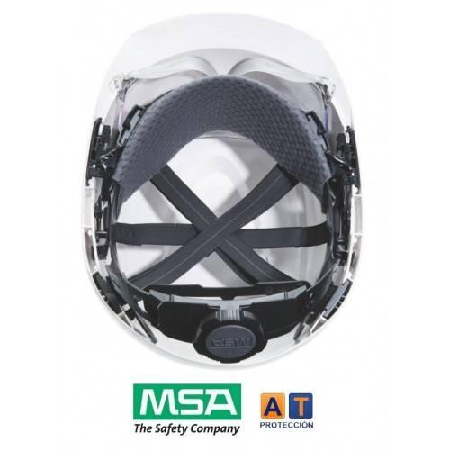 Casco con gafa MSA V-Gard 930