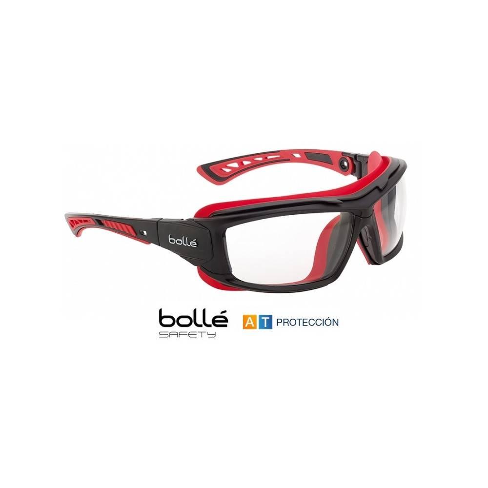 90739c6a0e Gafas Bolle ULTIM8 transparentes