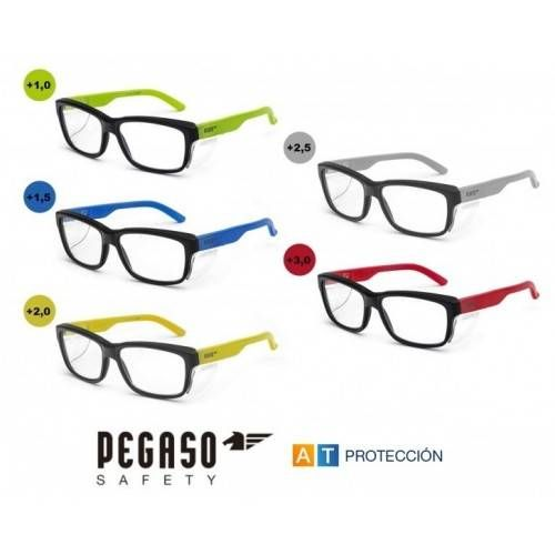 Gafas Pegaso pregraduadas Work & Fun