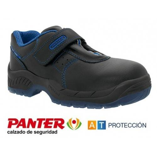 Zapatos PANTER DIAMANTE PLUS VELCRO S3