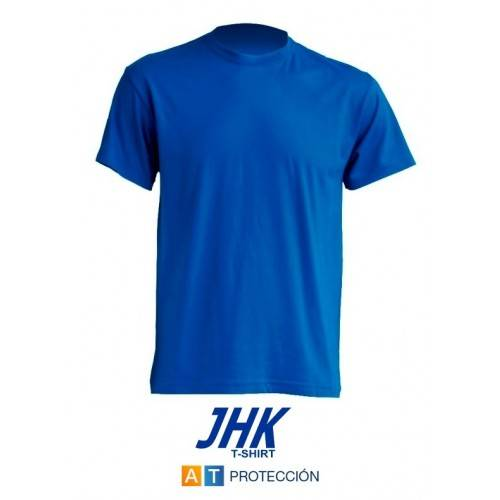 Camiseta manga corta JHK varios colores