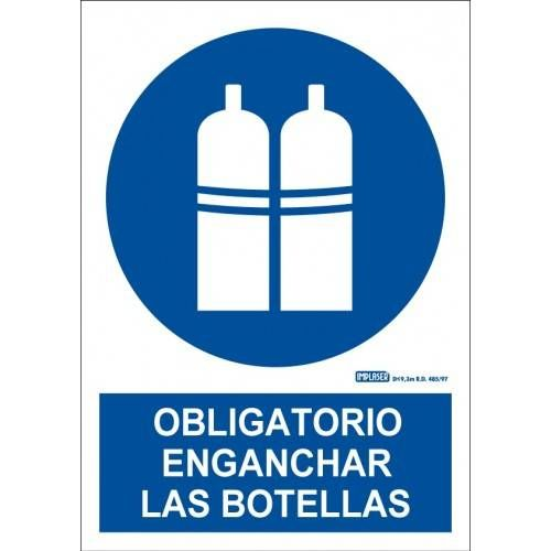 ES OBLIGATORIO ENGACHAR LAS BOTELLAS