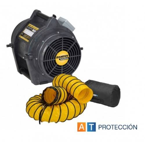 Ventilador-extractor PROF ATEX