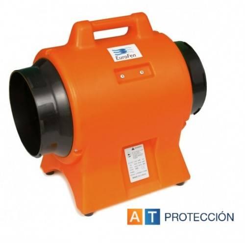 Ventilador-Extractor móvil 1.392 m3/h