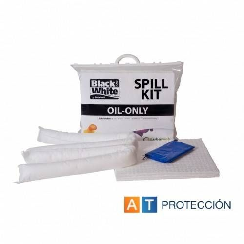 Kit absorbente OIL SPILL KITS 30