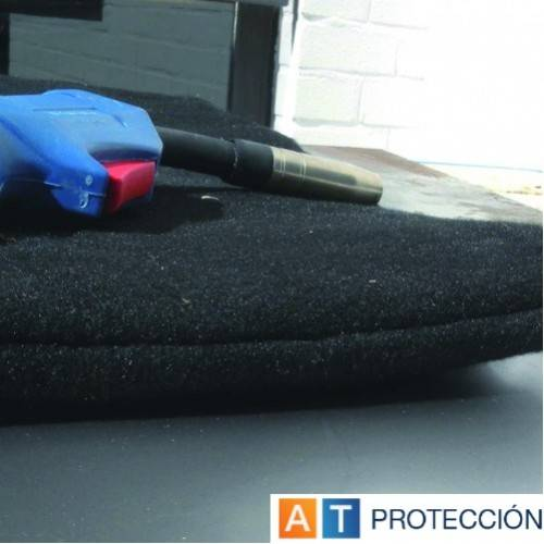 Almohadas de protección al calor