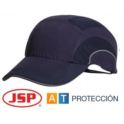 Gorra de seguridad antigolpes JSP ABR AZUL MARINO