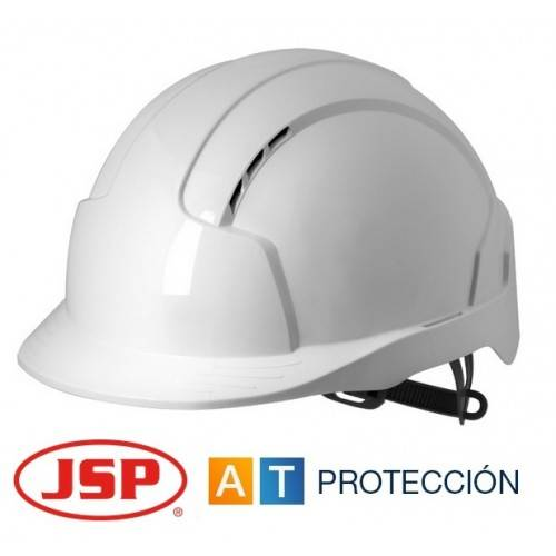 Casco JSP EVO LITE ventilado y cierre OneTouch