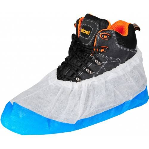 Pack 100 cubrezapatos desechables suela reforzada