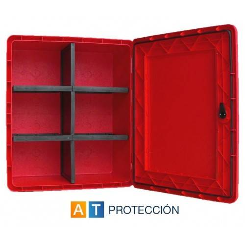 Armario para equipo múltiples PROTEK-6 PVC