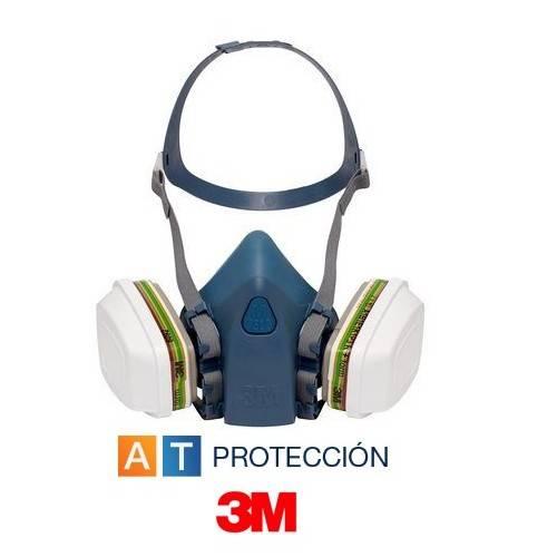 Par filtros 3M 6092 A1B1E1K1 P3 R + Formaldehído