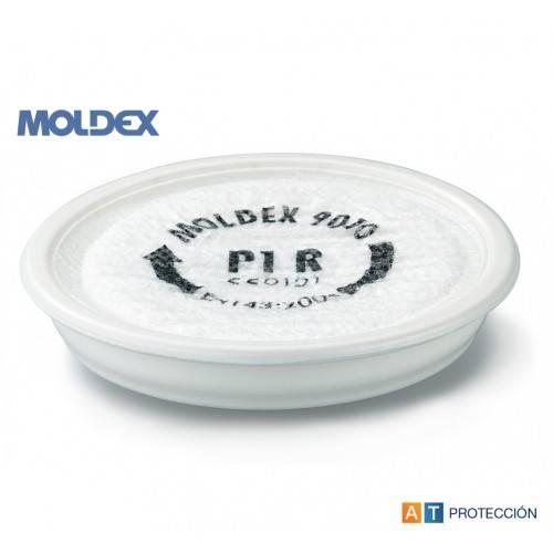 Filtros de partículas EASYLOCK MOLDEX