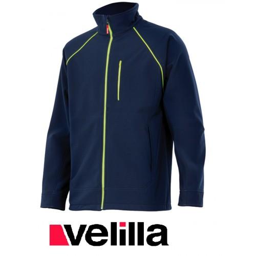 Cazadora Softshell Bicolor Velilla 206001