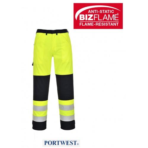 c8306c0e1a8a ropa alta visibilidad ignifuga y antiestatica - AT Protección