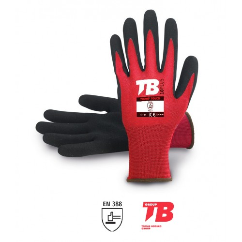 GUANTES TOMAS BODERO 700RMF TOUCH