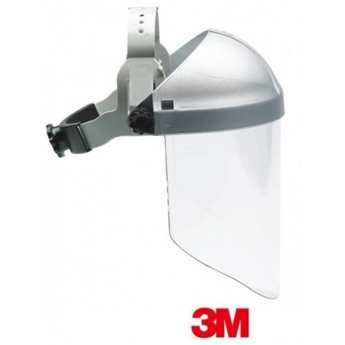 Pantalla facial TUFH8 + visor TUFWP96