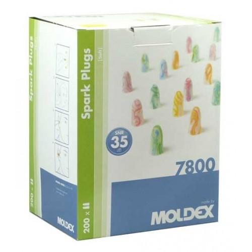 Pack 200 pares MOLDEX Spark Plugs