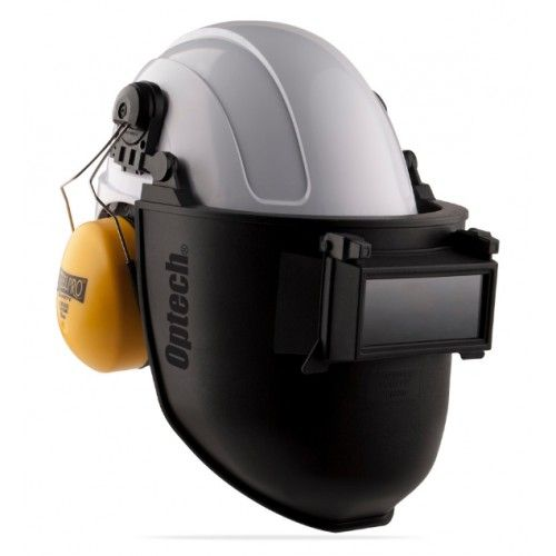 Pantalla soldar adaptable a casco Tono 11