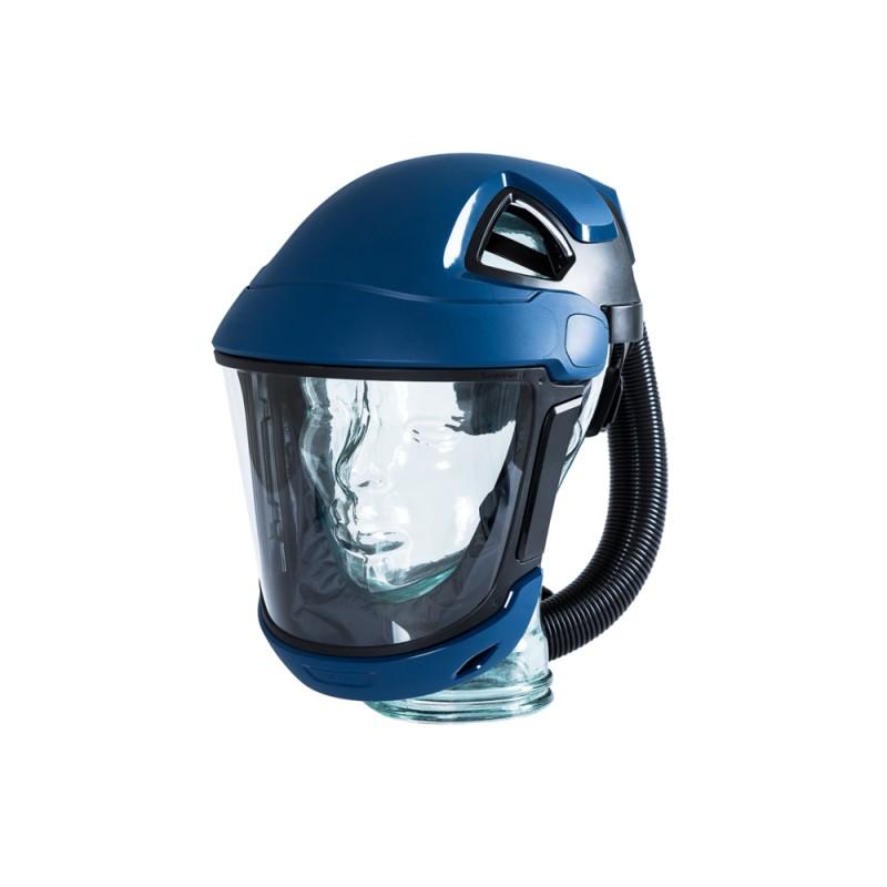 Pantalla facial con visor Sundstrom SR570
