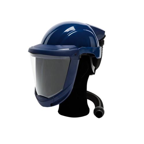 Casco protector con visor Sundstrom SR 580