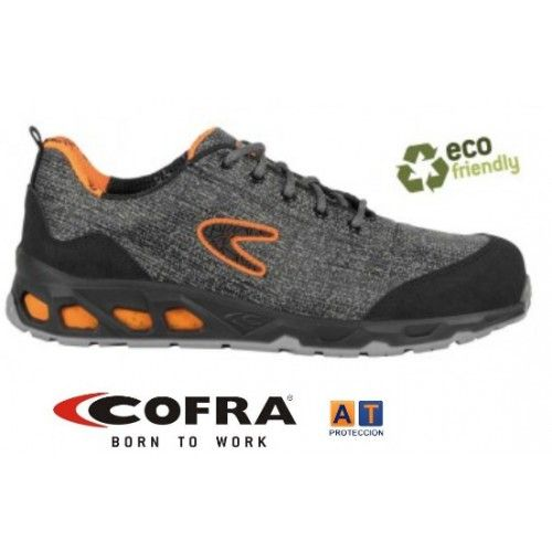 Zapatos Cofra RECONVERTED S1P SRC