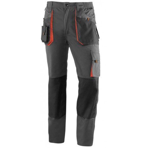 Pantalon multibolsillos tergal