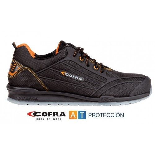 Zapatos COFRA Cregan S3 SRC - Outlet
