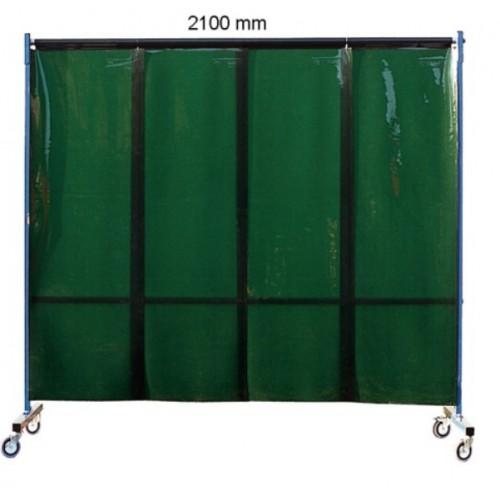 Biombo protección con lamas TRANSFLEX 2100