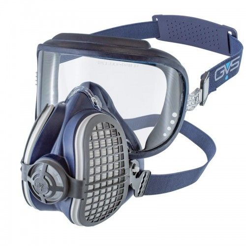 Mascarilla Antivirus FFP3 + gafas de seguridad