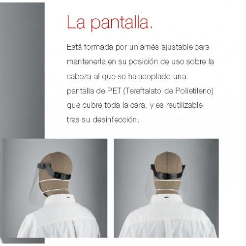Pantalla protección facial NZI