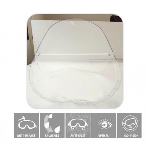 Pantalla protección facial Safetop