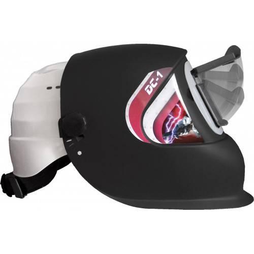 Pantalla soldar con casco Dacar DC1 FLIP