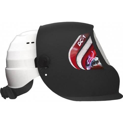 Pantalla soldar con casco DC1