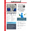 Pack 3 Mascarilla para niños - Reutilizable y Lavable