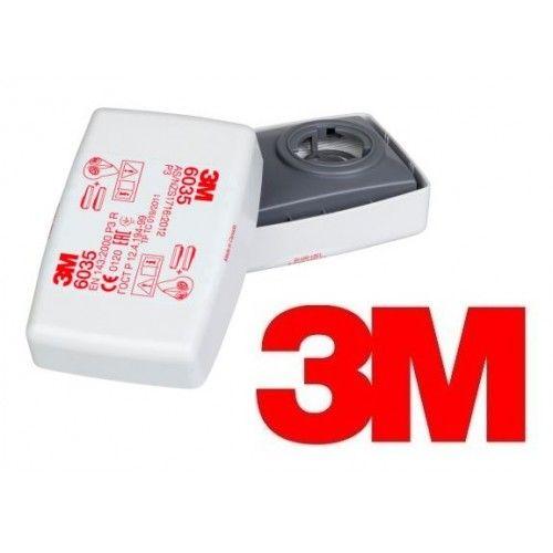 Par filtros P3 3M 6035